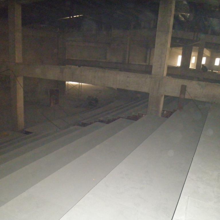 硅酸盐防火水泥板应用