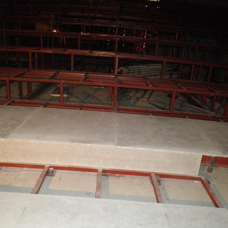 硅酸盐防火水泥板应用案例